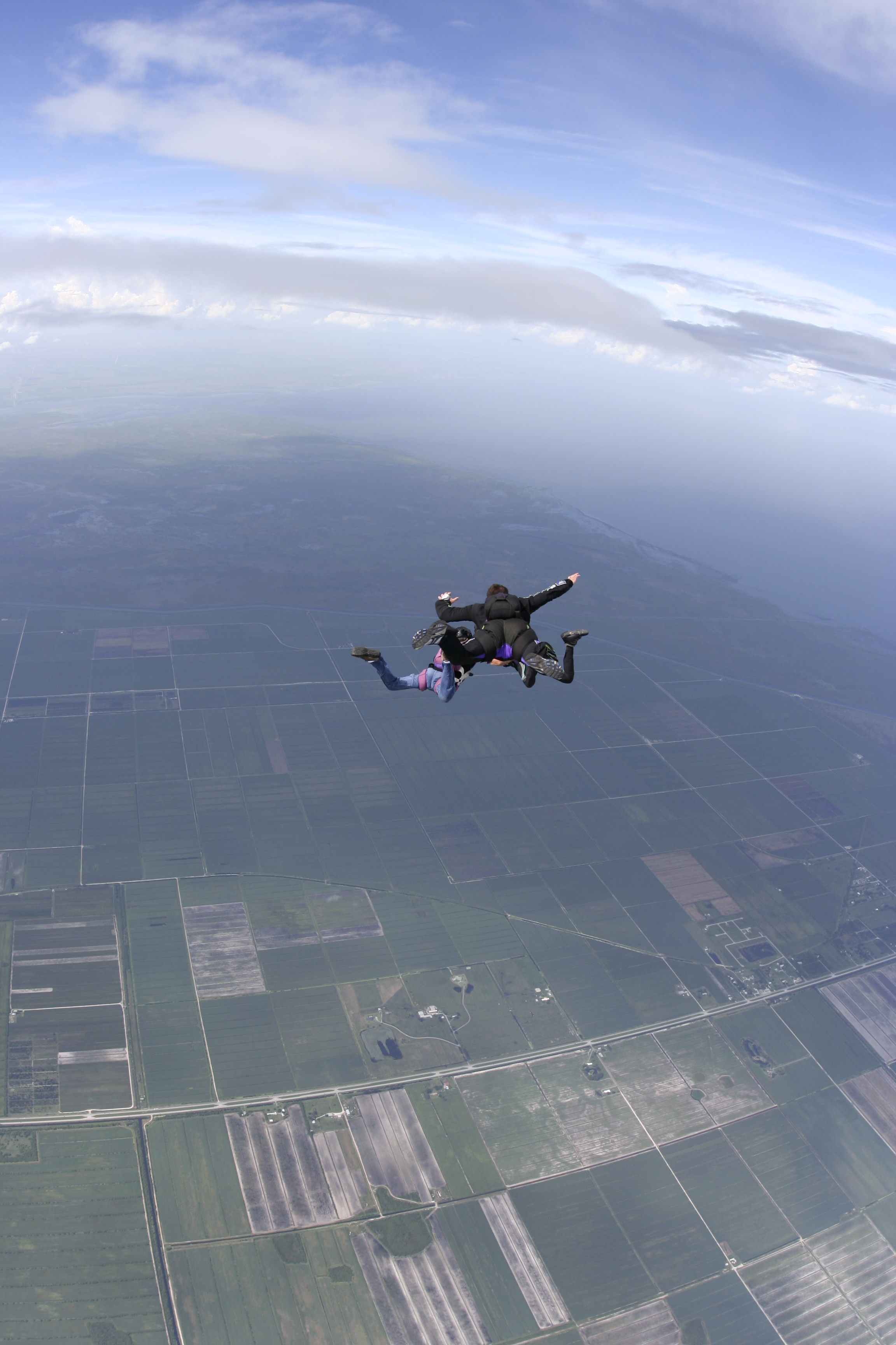 Skydiving: 4 Things You Won't Learn From A Movie